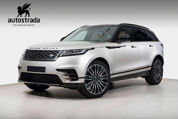 Land Rover Range Rover Velar 2.0