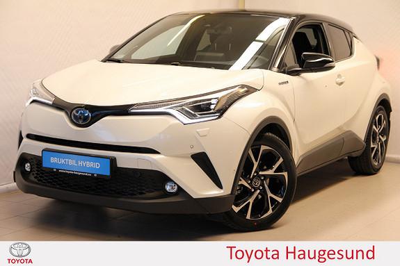 Toyota C-HR 1,8i Hybrid Dynamic Tech NORSKSOLGT, ALT UTSTYR, TECTYL  2018, 1624 km, kr 359000,-