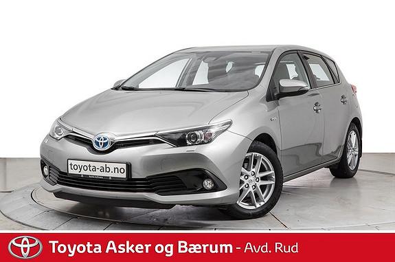 Toyota Auris 1,8 Hybrid E-CVT Active  2017, 36279 km, kr 249000,-