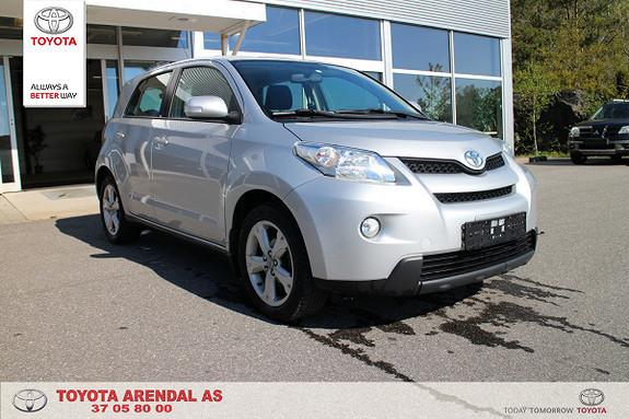 Toyota Urban Cruiser 1,4 D-4D Dynamic AWD  2010, 181289 km, kr 89000,-