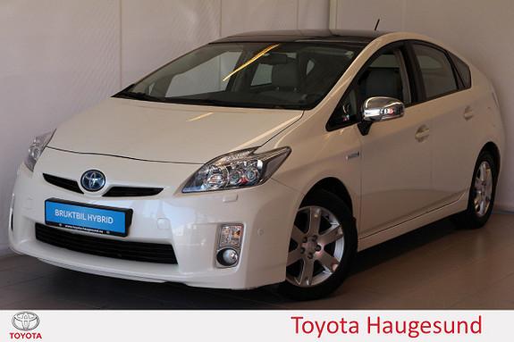 Toyota Prius 1,8 Premium pre-crash Skinn, AD.Cruise, navi, kamera  2009, 107907 km, kr 119000,-