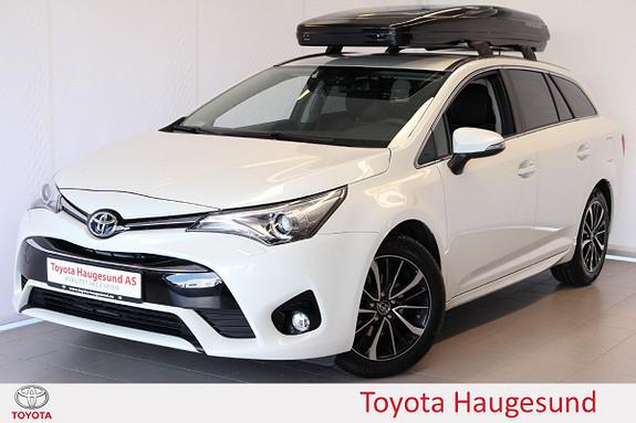 Toyota Avensis Touring Sports 1,8 Active aut Navi, DAB, kamera, Tectyl  2018, 7519 km, kr 359000,-