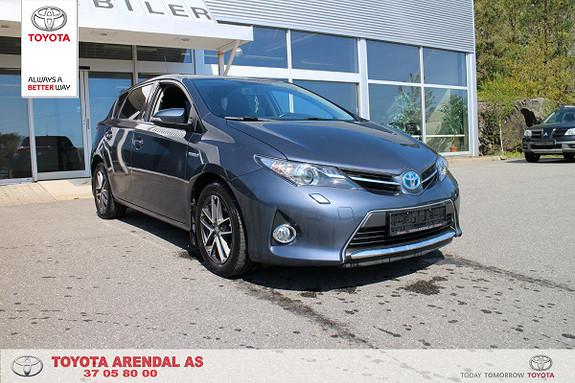 Toyota Auris 1,8 Hybrid E-CVT Active+  2014, 43000 km, kr 189000,-