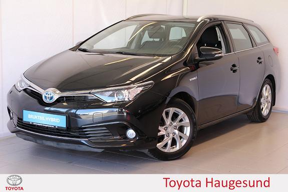 Toyota Auris Touring Sports 1,8 Hybrid Active Navi, kamera, DAB+, BT  2016, 45418 km, kr 235000,-