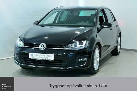 Volkswagen Golf 1,2 TSI 110hk Highline DSG  2015, 31150 km, kr 225000,-