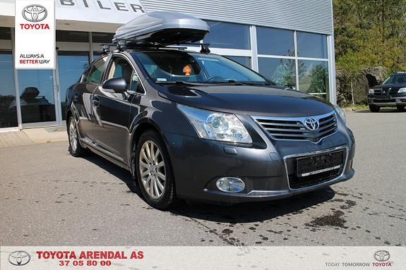 Toyota Avensis 2,2 D-4D DPF 150hk Executive  2010, 97000 km, kr 139000,-