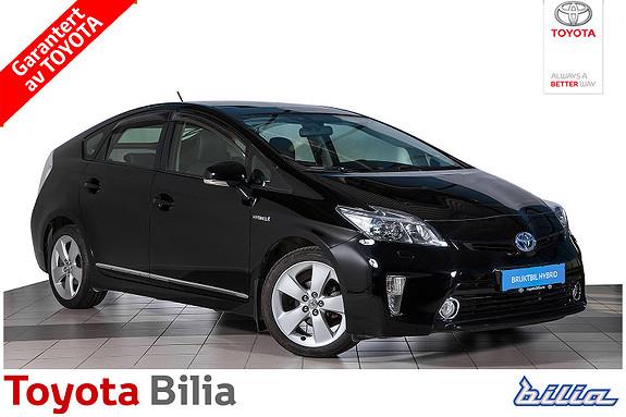 Toyota Prius 1,8 VVT-i Hybrid Advance  2012, 83348 km, kr 159900,-