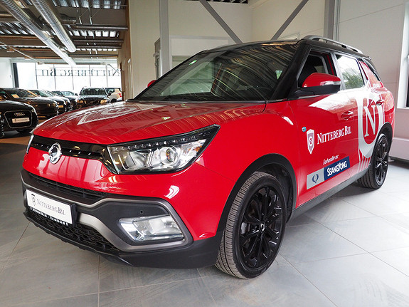 VS Auto - Ssangyong XLV Sport AWD