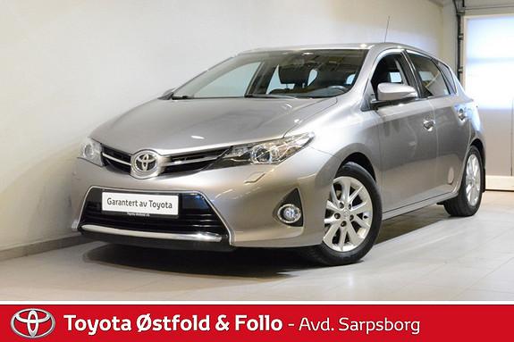 Toyota Auris 1,4 D-4D Active MultiMode , TILH.FESTE/DEFA MOTOR- OG K  2013, 74100 km, kr 148000,-