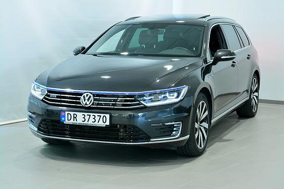 Volkswagen Passat GTE 1,4 TSI 218hk DSG  2018, 9300 km