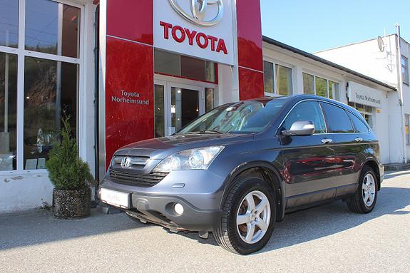 Honda CR-V 2.2D 140hk Elegance  2008, 130500 km, kr 129900,-