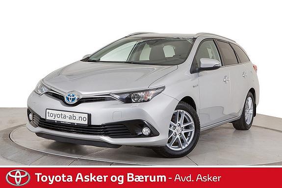 Toyota Auris Touring Sports 1,8 Hybrid Active Sport  2017, 36700 km, kr 269000,-