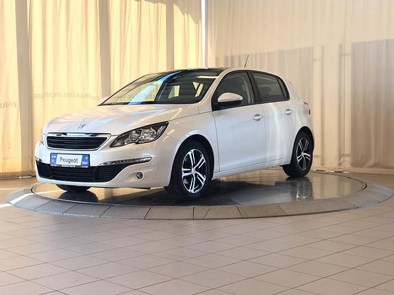 Peugeot 308 1,6 BlueHDi 100hk Active  2015, 49000 km, kr 168000,-