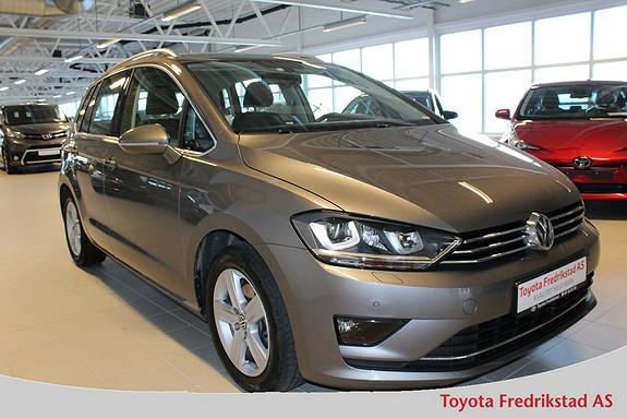 Volkswagen Golf Sportsvan 1,4 TSI 150hk Highline DSG  2016, 12500 km, kr 299900,-