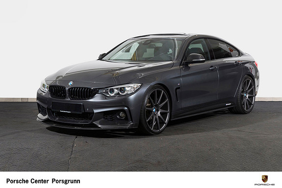 BMW 4-serie 420i xDrive M-sport Gran Coupe