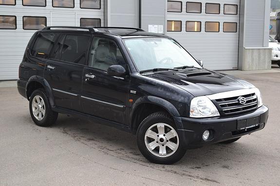 Suzuki Grand Vitara 2,0 TDI Skinn, DAB+, lavserie,  2006, 267000 km, kr 39000,-