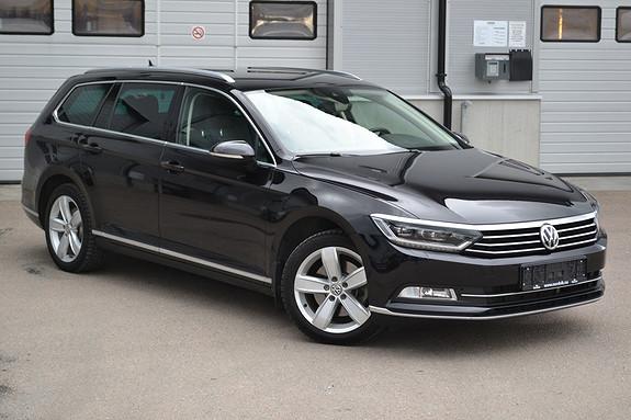 Volkswagen Passat 2,0 TDI 150hk Highline DSG Hengerfeste, skinn, ErgoComf  2015, 48000 km, kr 339000,-