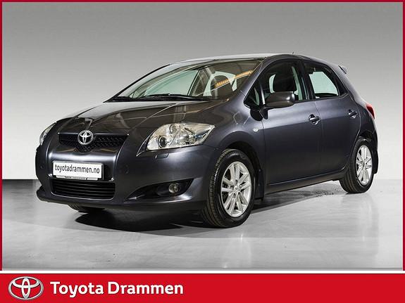 Toyota Auris 1,6 VVT-i Sol Multi Mode En eier, lav km !!  2008, 78670 km, kr 89000,-