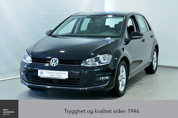 Volkswagen Golf 1,2 TSI 110hk Highline DSG  2015, 43410 km, kr 189000,-