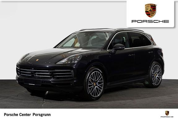 Porsche Cayenne 3,0 V6 340 hk