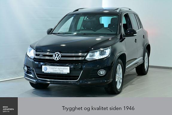 Volkswagen Tiguan 2,0 TDI 140hk 4M BMT Exclusive R DSG  2015, 60800 km, kr 319000,-
