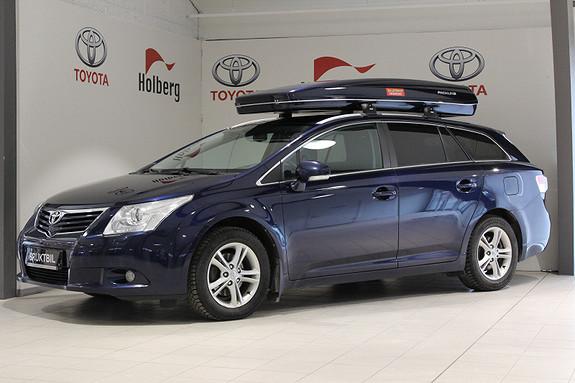 Toyota Avensis 2,0 D-4D DPF 126hk Executive Xenon, Packline skiboks ++  2011, 126700 km, kr 165000,-