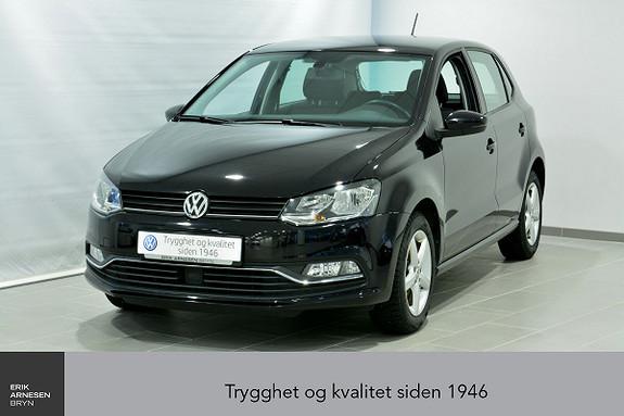 Volkswagen Polo 1,0 75hk Comfortline  2016, 46500 km, kr 144000,-