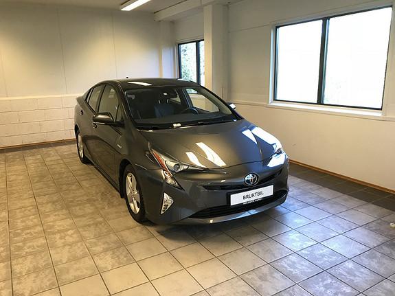 Toyota Prius 1,8 VVT-i Hybrid Executive  2016, 42400 km, kr 259000,-