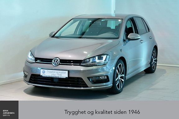 Volkswagen Golf 1,2 TSI 105hk SPORT  2015, 35810 km, kr 184000,-