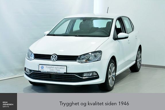 Volkswagen Polo 1,4 TDI 90hk Highline DSG  2015, 34600 km, kr 159000,-