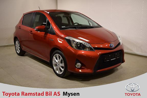 Toyota Yaris 1,5 Hybrid Style  2012, 43100 km, kr 139000,-