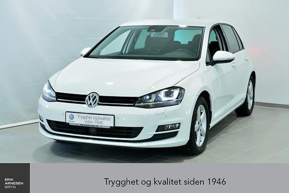 Volkswagen Golf 1,6 TDI 110hk Highline 4MOTION  2015, 53900 km, kr 205000,-