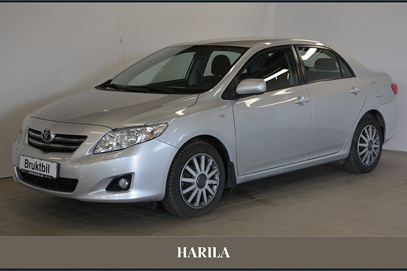 Toyota Corolla 1,4 D-4D Sol  2010, 151530 km, kr 99000,-