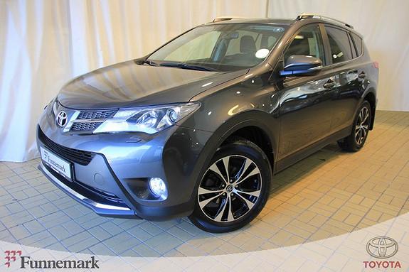 Toyota RAV4 2,0 D-4D 2WD Active  2014, 42896 km, kr 269000,-