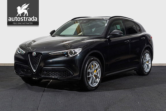Alfa Romeo Stelvio 2.2d 210hk Q4 Sportsseter H.feste