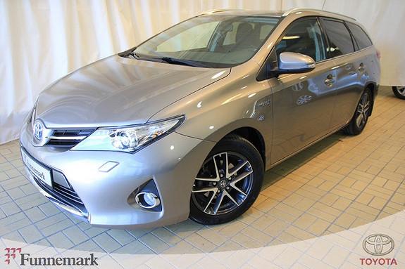 Toyota Auris Touring Sports 1,8 Hybrid Active+  2015, 18779 km, kr 239000,-