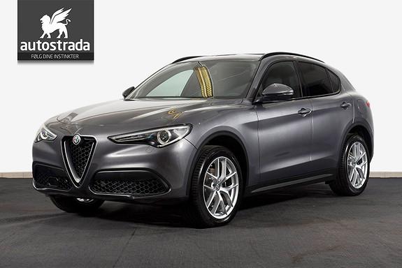 Alfa Romeo Stelvio 2.0T 280hk Q4 Sportspakke Navi KUN 5990,-* imnd  2018, 50 km