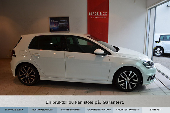 Volkswagen – Golf