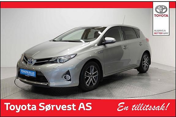 Toyota Auris 1,8 Hybrid E-CVT Active Ukens tilbud!  2015, 44208 km, kr 199000,-