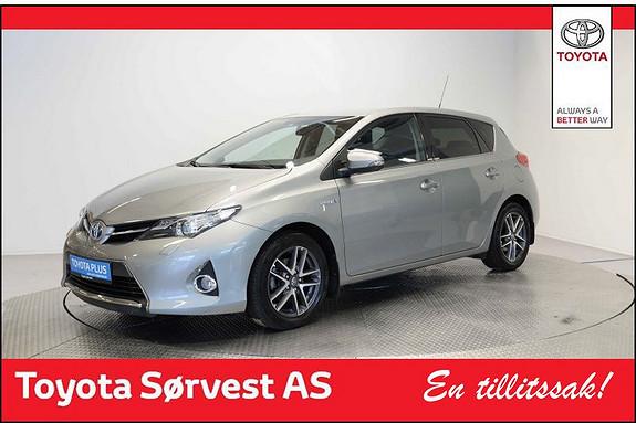 Toyota Auris 1,8 Hybrid E-CVT Active+ Ukens tilbud!  2015, 44265 km, kr 199000,-