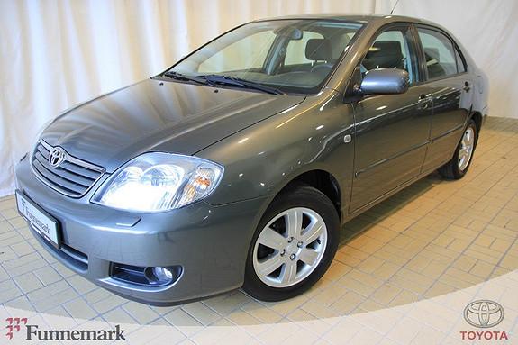 Toyota Corolla 1,4 Sol  2006, 42245 km, kr 69000,-