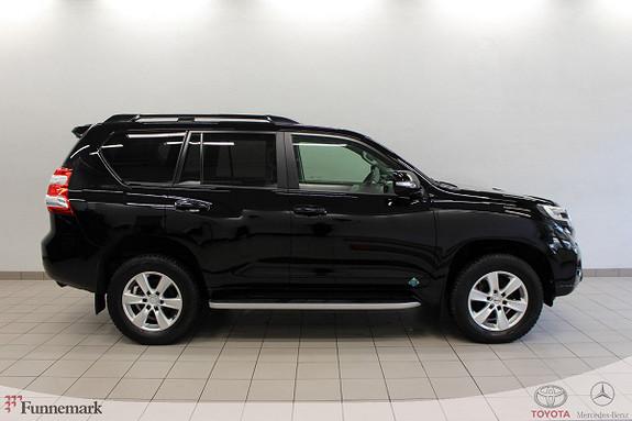 Toyota Land Cruiser 3,0 D-4D VX Aut Privatkjørt!! Skinn Navi  2015, 59000 km, kr 429000,-