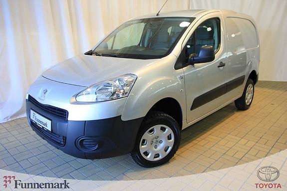 Peugeot Partner 1,6 HDi 90hk 4x4 L1  2013, 57377 km, kr 129000,-