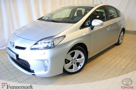 Toyota Prius 1,8 VVT-i Hybrid Executive  2012, 46669 km, kr 179000,-