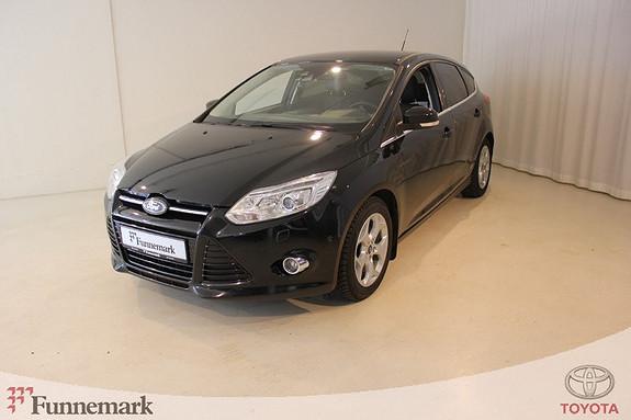 Ford Focus 1,6 TDCi 115hk Titanium  2011, 89400 km, kr 125000,-
