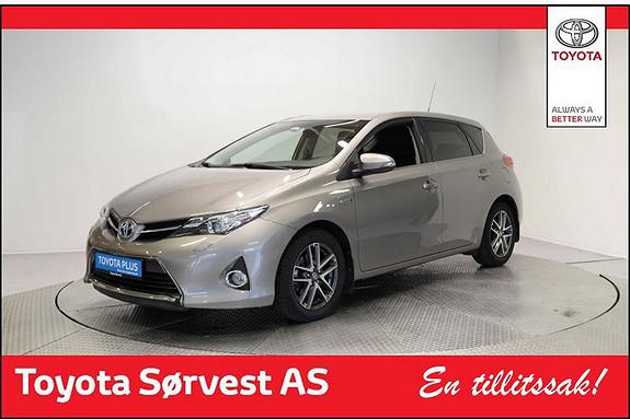 Toyota Auris 1,8 Hybrid E-CVT Active+ Ukens tilbud!  2015, 37900 km, kr 199000,-