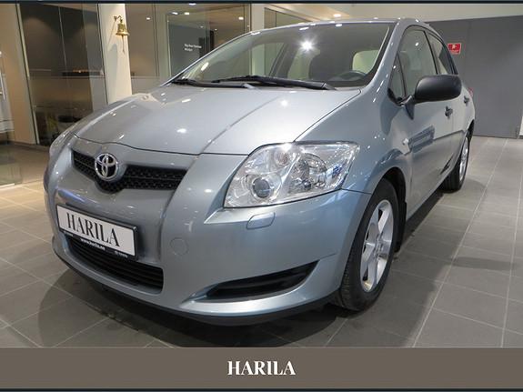 Toyota Auris 1,33 Sol Stop&Start  2009, 136000 km, kr 69000,-