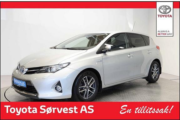 Toyota Auris 1,8 Hybrid E-CVT Active+ ukens tilbud!  2015, 37000 km, kr 199000,-