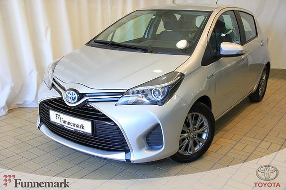 Toyota Yaris 1,5 Hybrid Active e-CVT  2014, 36146 km, kr 169000,-