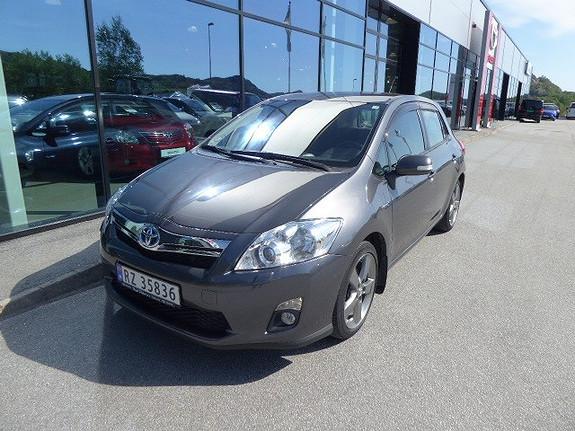 Toyota Auris 1,8 Hybrid Executive HSD m/DAB+ og Navigasjon  2012, 72000 km, kr 149000,-